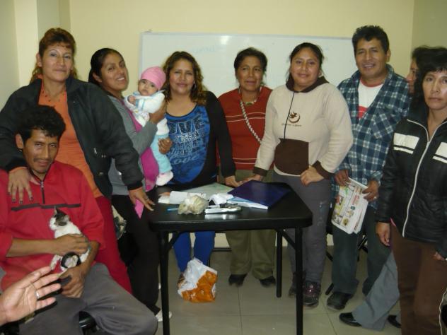Con Fe Y Alegria Group