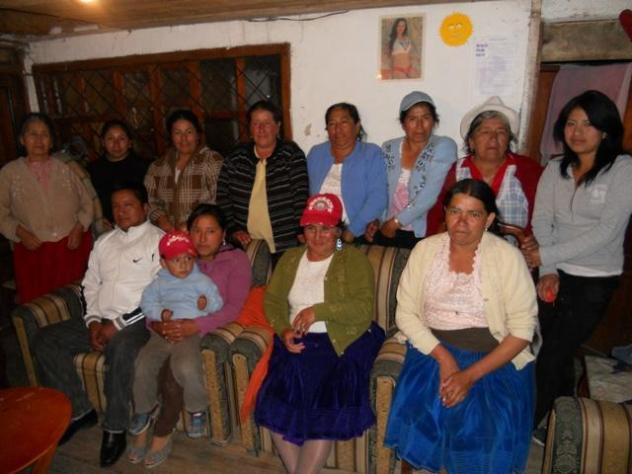 Corazón De Jesús  (Cuenca) Group