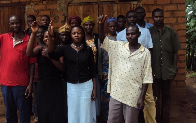 Rwamunyari Kwetungura Grp-Ibanda Group