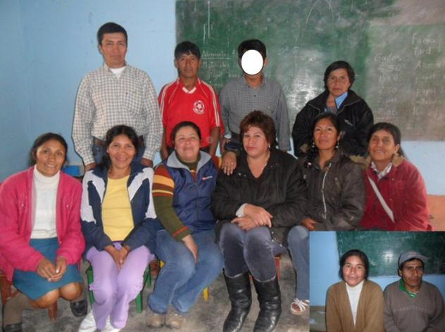 Qorichuspa Group