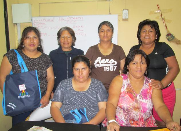 Gotitas De Amor Group