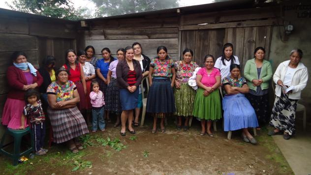 Mujeres En Acción Group