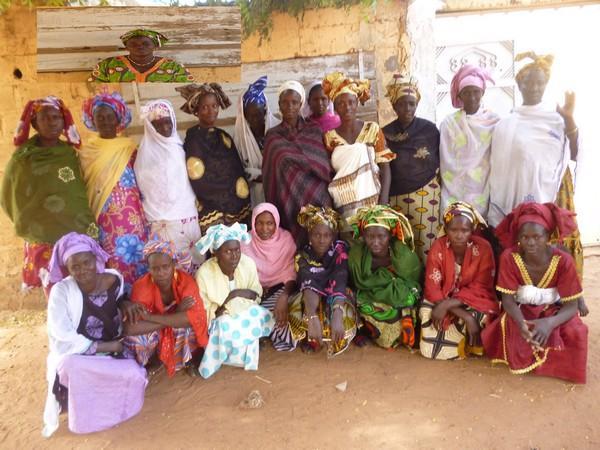 Ngayma Dioula's Group