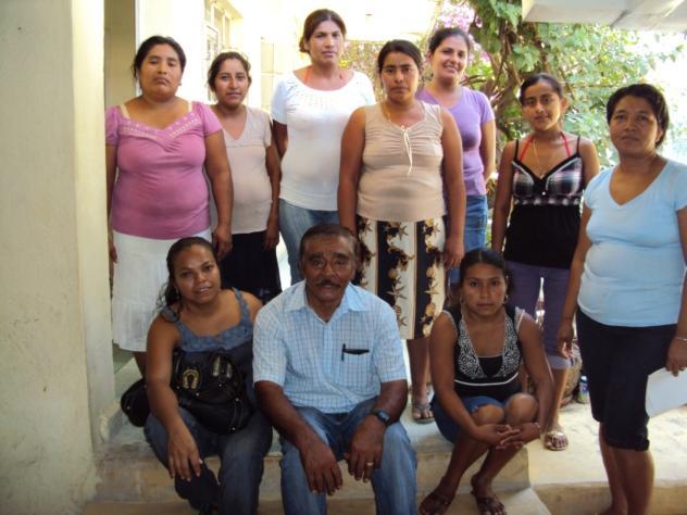Josefa Ortiz Tetepec Group