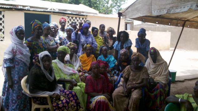 Khadidiatou's Group