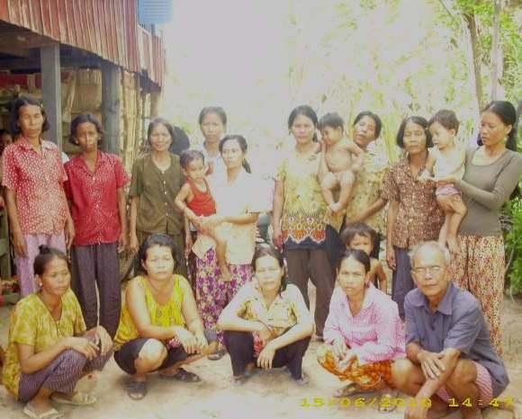 Mr. Hort Srey Village Bank Group