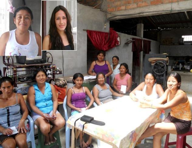 Luz María  (Montecristi) Group