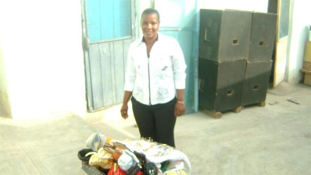 Emelia Ekua